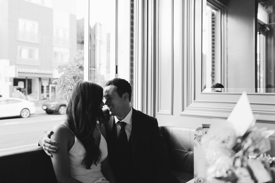 Harbord Room Wedding