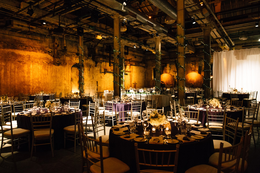 Fermenting Cellar Wedding reception