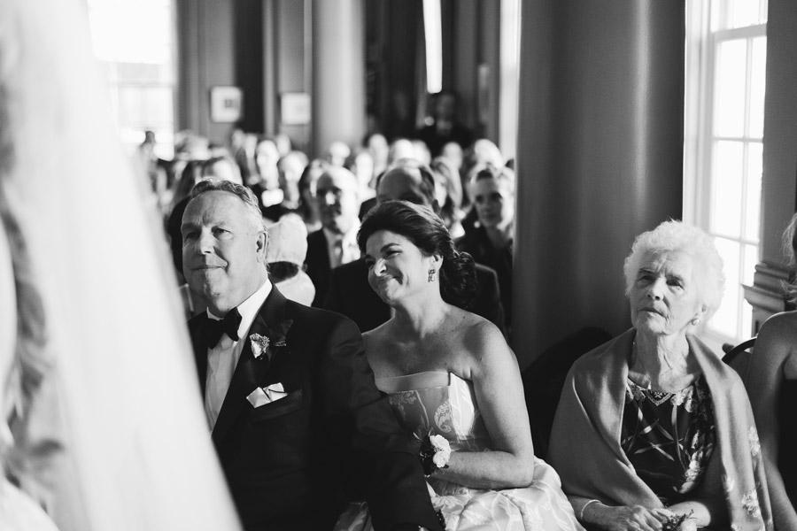 Wedding photos that aren't posed