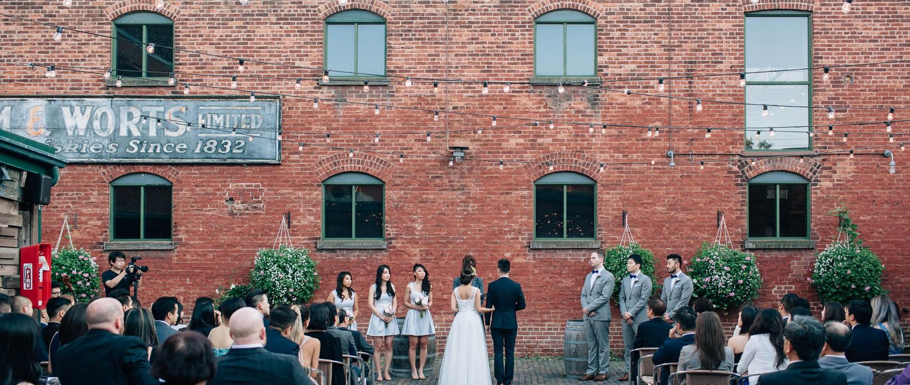 Toronto Restaurant Wedding Venues Toronto Wedding Photographer