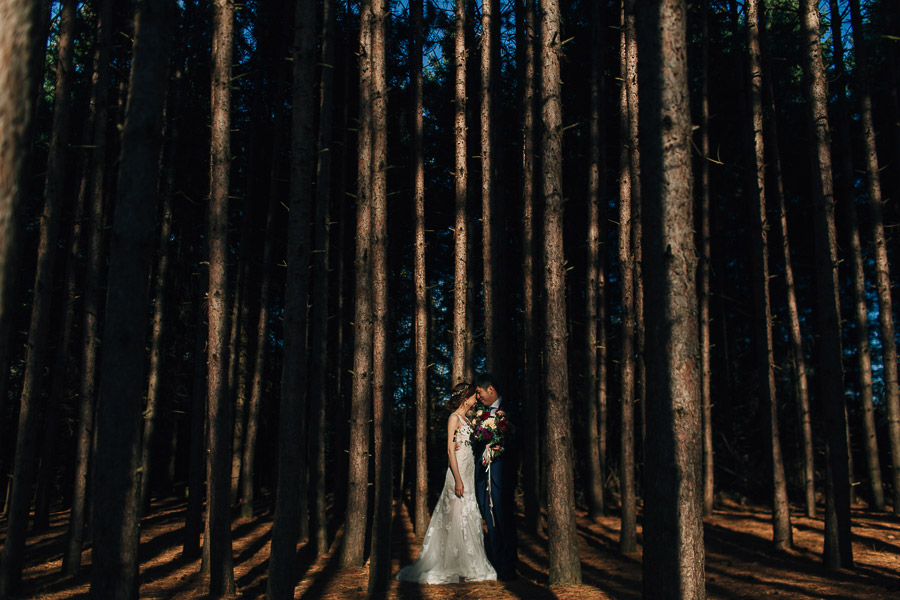 Wedding at Kortright Centre for Conservation