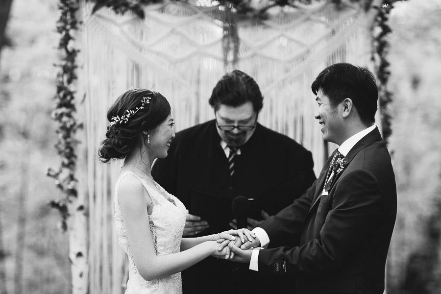 Kleinburg wedding photographer