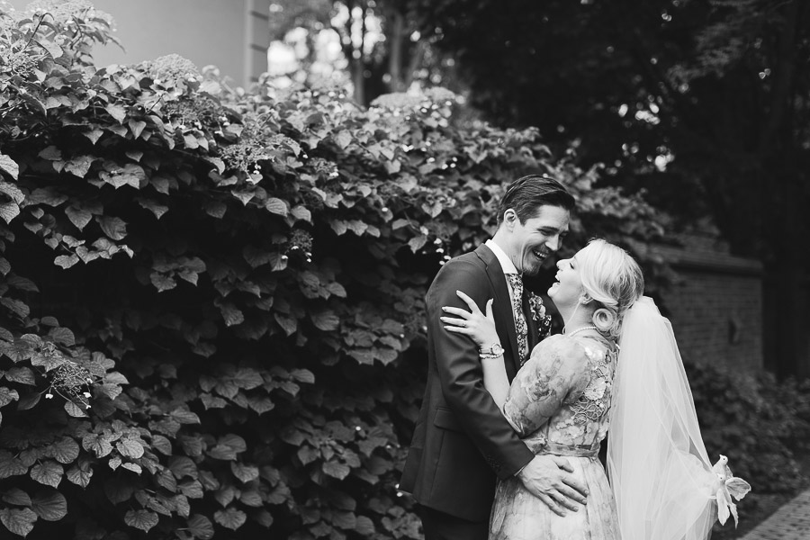 Granite brewery wedding photos