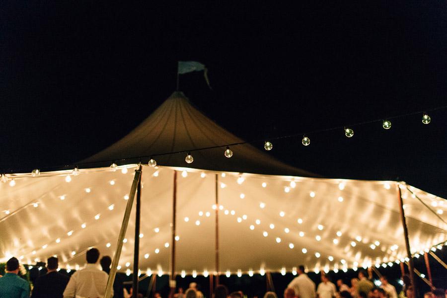 tent wedding toronto